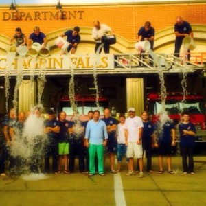 Thanks to our main man Keith Latore and the Chagrin Falls Fire Department for taking on the ALS Ice Bucket Challenge! Strike Out ALS SLN