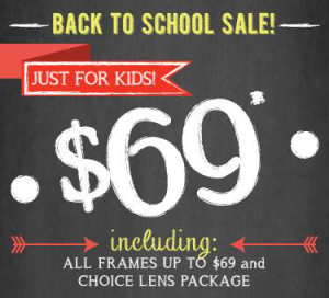 Kids Eyeglasses Sale in Alton (Riverbend)