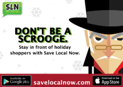 Winter Holidays with Save Local Now