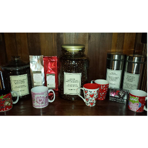 Valentine's Day Gift for Coffee and Tea Lovers - Rocky River