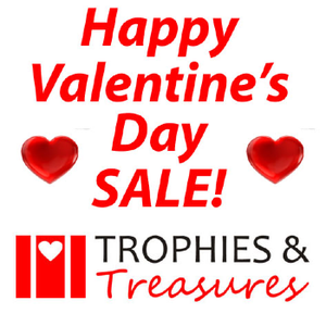 Valentines Day Sale on all Fine Jewelry, Scarves and beanpod candles in Clintonville WI