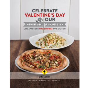 Valentine's Day Sweet Deal For Two - Chatsworth (Northridge) CA
